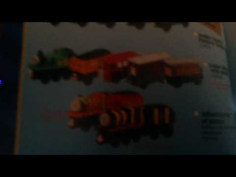 review of the thomas wooden railway 2008 yearbook