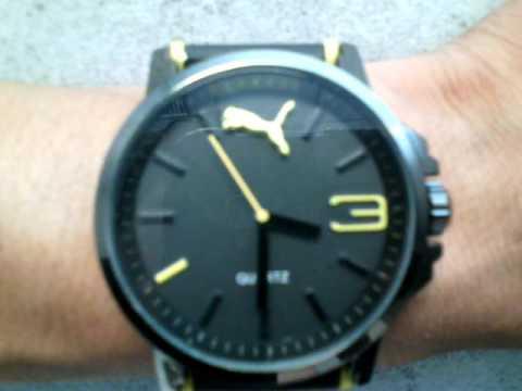 reloj puma time hombre