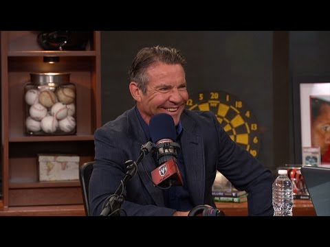 "Dennis Quaid admits he has an ""unspoken rivalry"" with Kevin Costner"