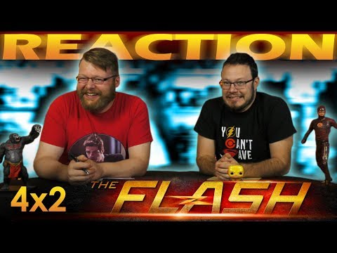"""The Flash 4x2 REACTION!! """"Mixed Signals"""""""