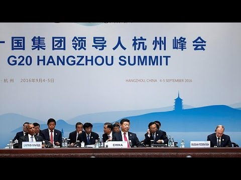 G20 summit: global growth and trade disputes top agenda