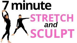STRETCHING EXERCISES WITH YOGA & PILATES INSPIRED MOVES - FULL BODY STRETCH  LUCY WYNDHAM-READ