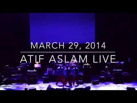Yaadein Events Dance Troupe at Atif Aslam Live!