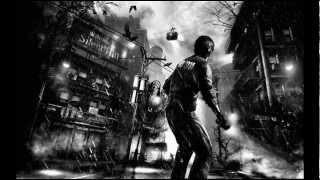 Silent Hill Downpour - Daniel Licht - Solitary Confinement + Cuffed Walk. soundtrack.OST (Edited).