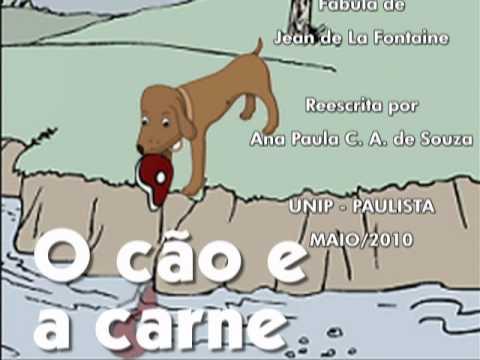 O cão e a carne