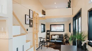Tiny House Perfect For A Small Family