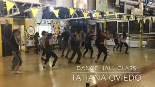 Wakanda Jam Mr Vegas / Dance Hall coreografía Tatiana Oviedo Proyecto Urban Dance Bogota