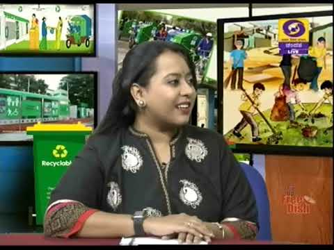 Phone-In Program on Swachh Bharat Abhiyaan | 12-09-2019 | DD Chandana