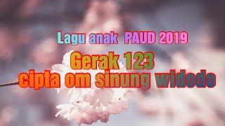 Download Mp3 Gerak 123 Lagu Anak Paud 2019 Lirik  Om Sinung Widodo