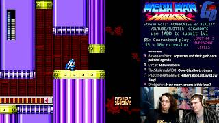 We Play Your Mega Maker Levels LIVE! #14: Bob's Redemption