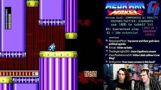 We Play Your Mega Maker Levels LIVE! #14: Bob's Redemption