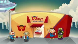 Las Aventuras de Super Willy Ep.2 - La Guerra de los Tacos