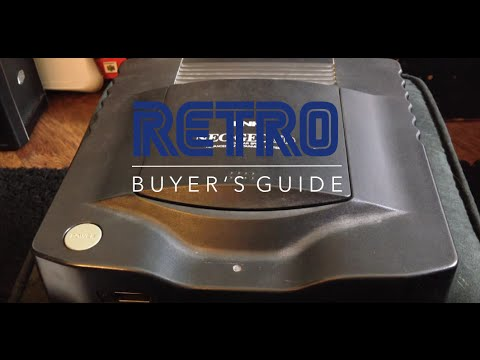 Neo Geo CD: RETRO Buyer's Guide Episode 27