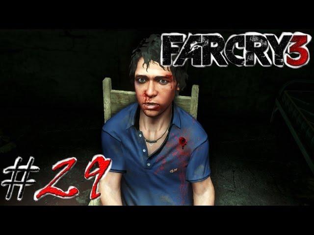 Смотреть прохождение игры Far Cry 3. Серия 29 - Допрос пленного.