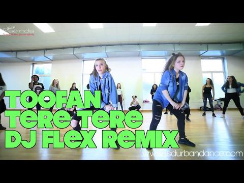 Toofan - Tere Tere DJ Flex & NWE Remix Dance @Julien Moraux // JSD