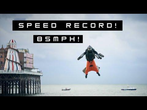 360 - Guinness World Record Speed Flight - 85.06MPH!