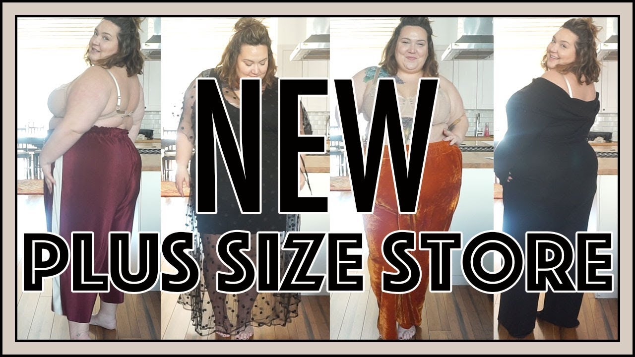 3bc542eacde STYLISH PLUS SIZE CLOTHING FOR SIZES 24 + !!!!!!! - YouTube
