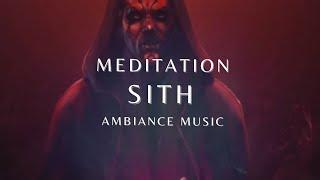 Sith Meditation   Ambient Music   #StarWars
