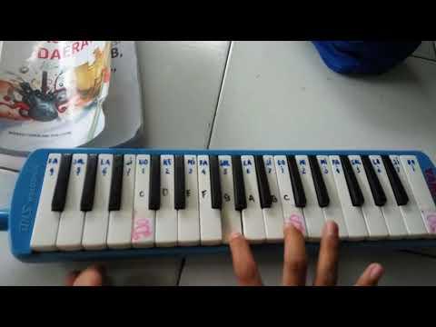 Potong Bebek Angsa Dengan (piano)