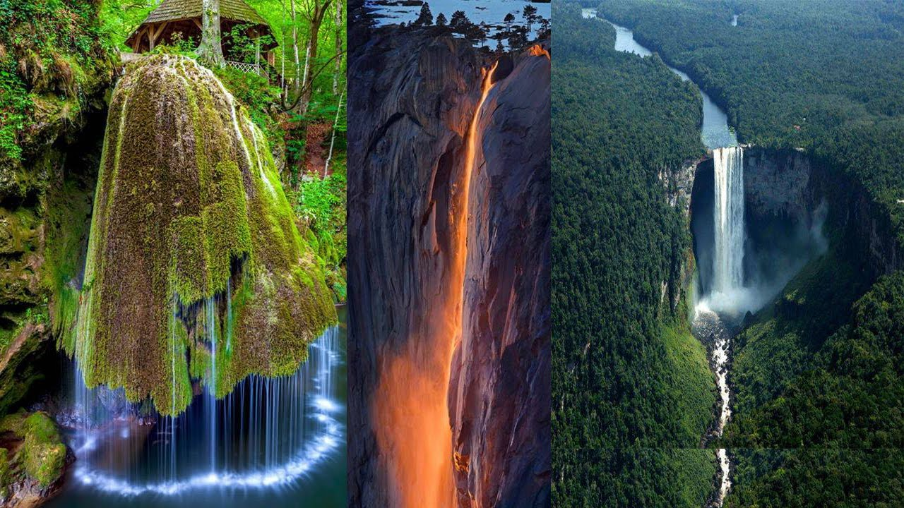 Most Beautiful Waterfalls From Around The World