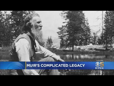 Sierra Club: Founder John Muir's Legacy Complicated By Racism