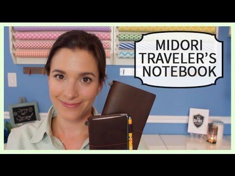Show & Tell | Midori Traveler's Notebook