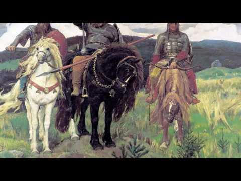 Описание картины Богатыри Три богатыря Васнецова
