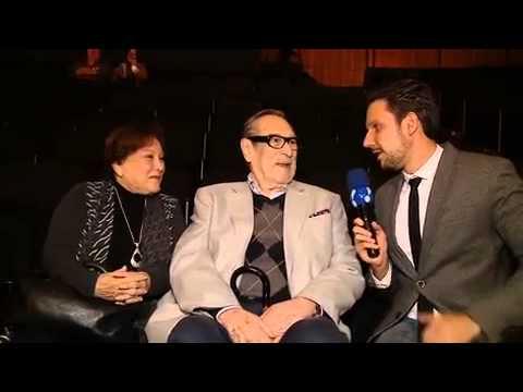 Veja a última entrevista de Paulo Goulart ao TV Fama