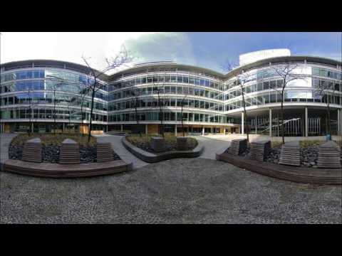 Vuze Camera - 3D 360° VR camera - 4K Demo video - Zuidas Amsterdam