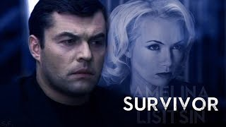 ФЭС    Survivor   Сериал СЛЕД