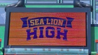 New Sea Lion High (Full Show/Full HD) July 28 2015 - SeaWorld San Antonio