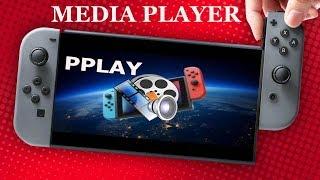 NINTENDO SWITCH pPLAY 3.1 MEDIA PLAYER