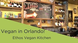 Video of Ethos Vegan Kitchen