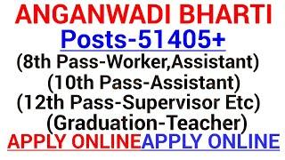 Anganwadi Recruitment 2020|Latest Govt jobs 2020|Latest Govt jobs Jan 2020|Anganwadi jobs 2020 Jan