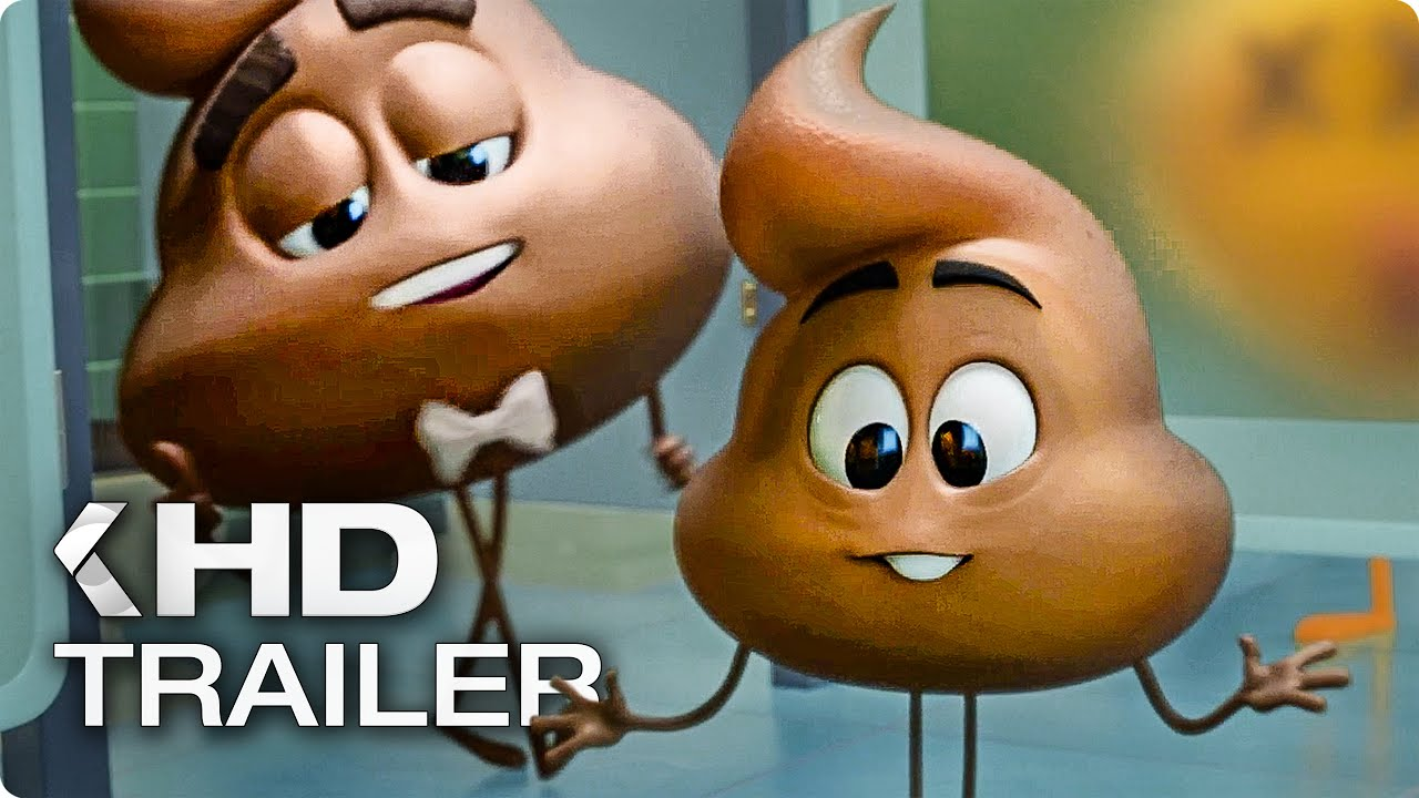 Emoji Der Film Exklusiv Clip Trailer German Deutsch 2017 Youtube