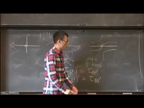 Projective Dehn twist via Lagrangian cobordism - Cheuk Yu Mak