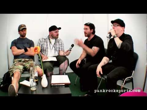 Hot Water Music - Interview 2012