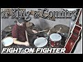 For King & Country - Fight on Fighter - Drum Cover - Burn the Ships