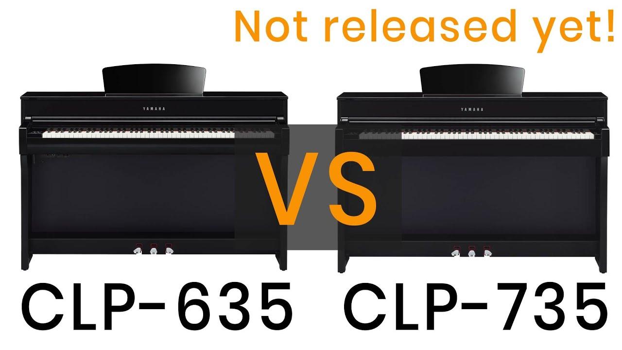 The Brand New CLP 700 Series | CLP635 vs CLP735