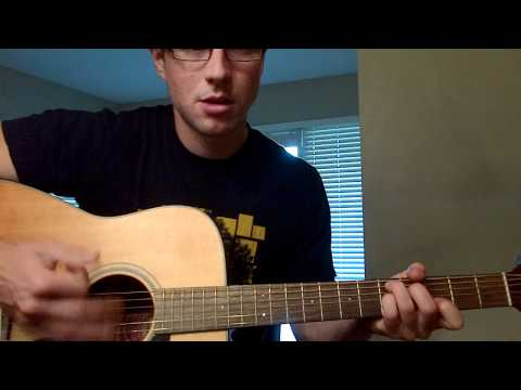 Banana Pancakes by Jack Johnson how to play on guitar