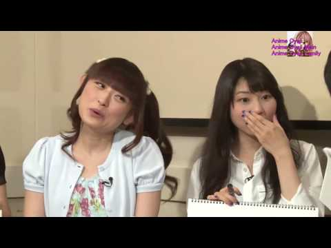 Akame ga kill Cast Talk / アカメが斬る!キャストトーク