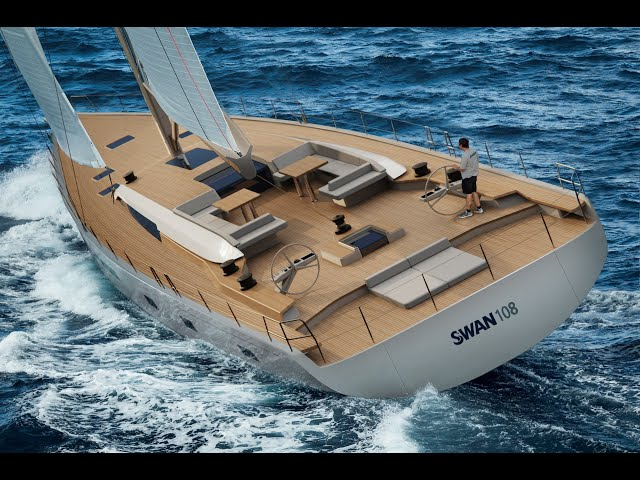 Swan 108 joins Maxi Swans