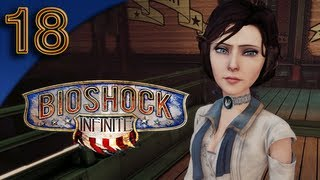 Mr. Odd - Let's Play Bioshock Infinite Part 18 - Alternate Reality? Time Rift? Brain Melter.