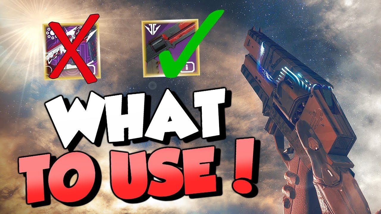 BEST Primaries To Use After Recluse Nerf! [Destiny 2] thumbnail