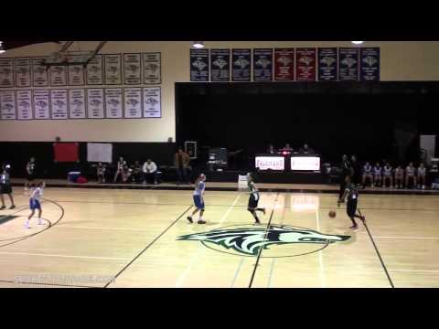 Carden Hall Basketball 2013 Tri-League Final