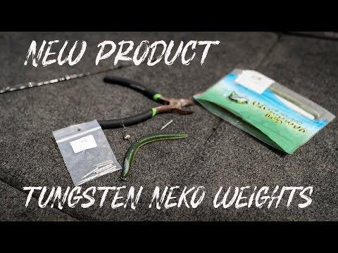 NEW RMP PRODUCT: Tungsten Neko Weights