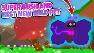 EPIC WILD PETS and NEW SECRET FEATURES UPDATE in PET TRAINER (Roblox)