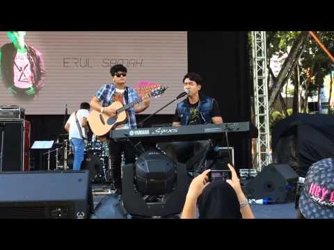 Lebih Dari Kata - Erul Samah (Live)