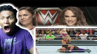 RONDA ROUSEY & ALEXA CASHED IN!| Nia Jax vs Ronda Rousey Raw Women's Championship| Reaction