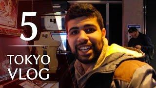 TOKYO VLOG #5 - J'exhibe mon skills au Club Sega d'Akihabara